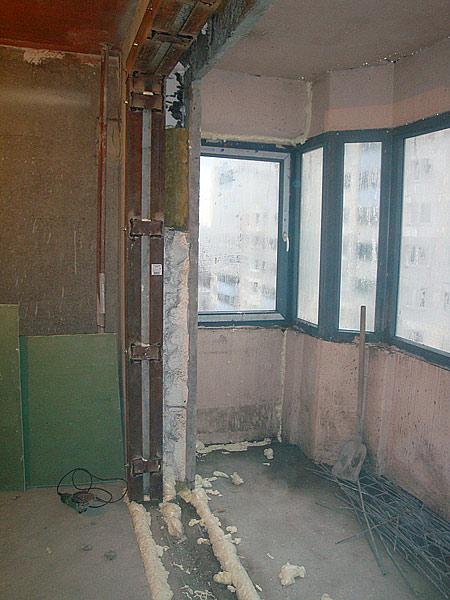 Снос железобетонных стен (толщиной от 10 см-20 см) в санкт-п.