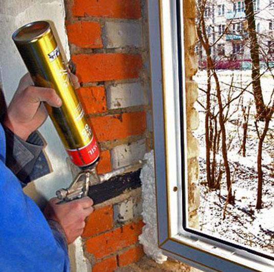 Установка пластикового окна своими руками: видео как установ.